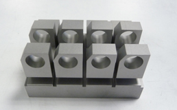 Open-out machining (straight or evolving)